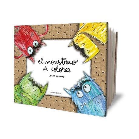 libro el monstruo de colores el monstruo de colores pop up de anna llenas comprar libro