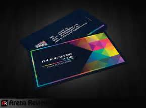design for business cards top 32 free psd business card templates and mockups 2017 colorlib