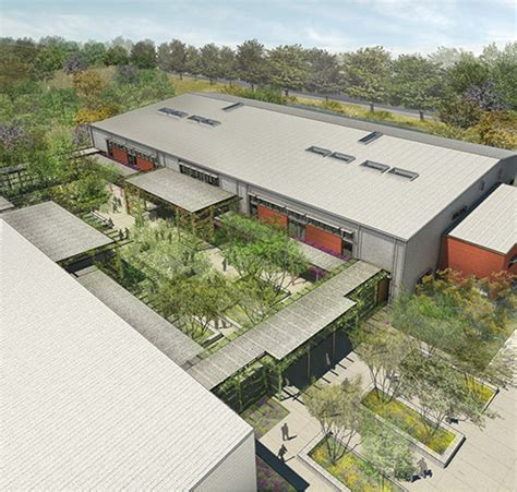 office courtyard design idea public schools headquarters the dogrun