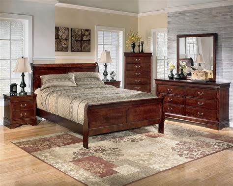 wolf furniture bedroom sets 5 piece queen bedroom group by signature design by ashley