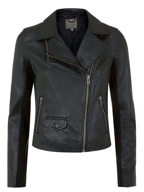black leather biker black leather jacket biker jackets review