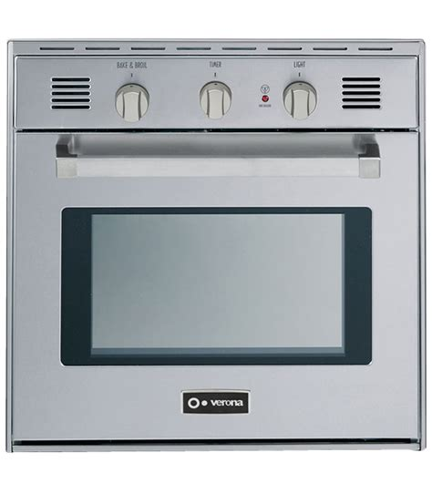 Microwave Oven Verona 24 quot gas wall oven verona appliances