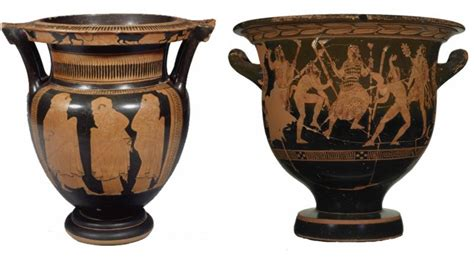 Ancient Vase Shapes by Common Vase Shapes In Ancient Greece Reconstructing