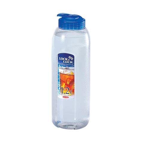 jual lock lock pet water bottle 1 2 l harga