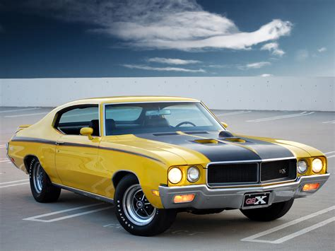 70 Buick Gsx A Tribute To The And Awesomeness Of The American