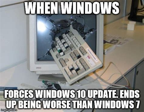Meme Generator Windows 10 - fnaf rage imgflip