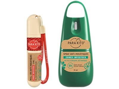 Parakito Mosquito Repellent Roll On our mosquito solutions para kito