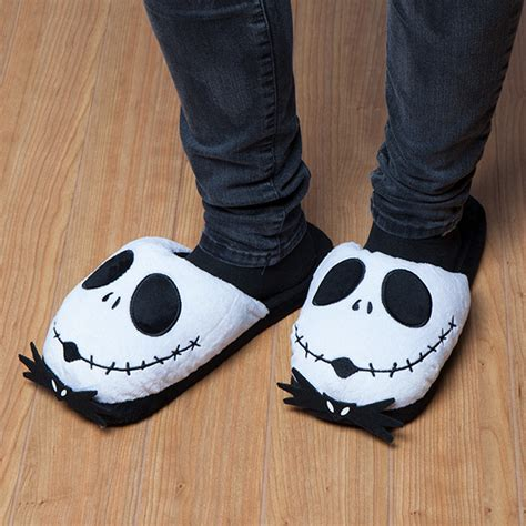 nightmare before zero slippers nightmare before skellington slippers