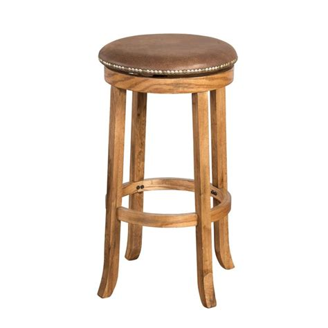 rustic bar stools swivel sunny designs sedona 24 quot swivel counter stool in rustic