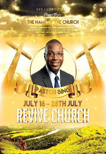 free church revival flyer template church revival flyer template free yourweek 6ce574eca25e