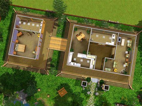 Free Floor Plans For Houses Mod The Sims Kodwang Thai House