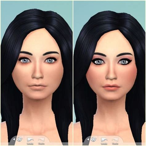 sims 4 skin 1000 images about sims 4 cc on pinterest sims 4 the