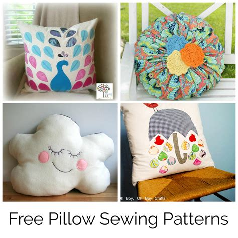 Free Pillow Patterns by 4 Organization Ideas For Your Sewing Room