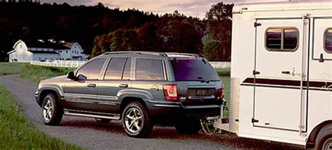 jeep grand wj trailer towing