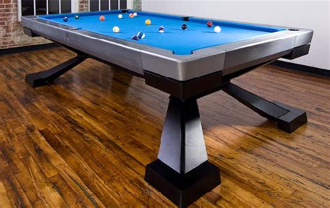 billiard table from mars made high end