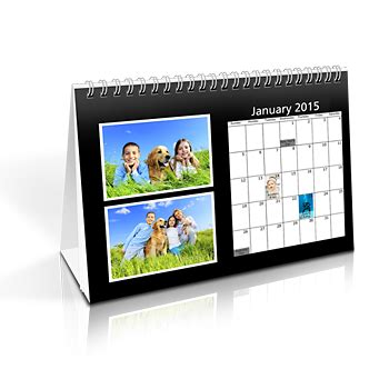 design your own desk calendar photo deals calendars where you create your own photo