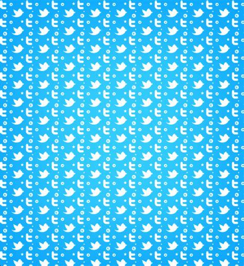 Pattern Background Twitter | twitter seamless photoshop and illustrator pattern