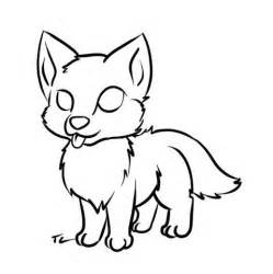 cute baby wolf coloring pages cooloring