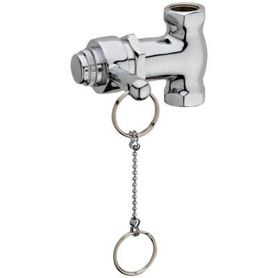 Pull Chain Shower Valve by Homewerks Worldwide Self Closing Shower Valve With Pull Chain In Chrome 3070 300 Ch B The Home