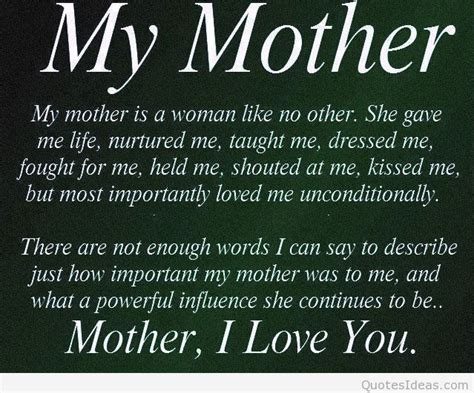 Quotes For Mothers Birthday Happy Birthday To My Mother Messages Quotes
