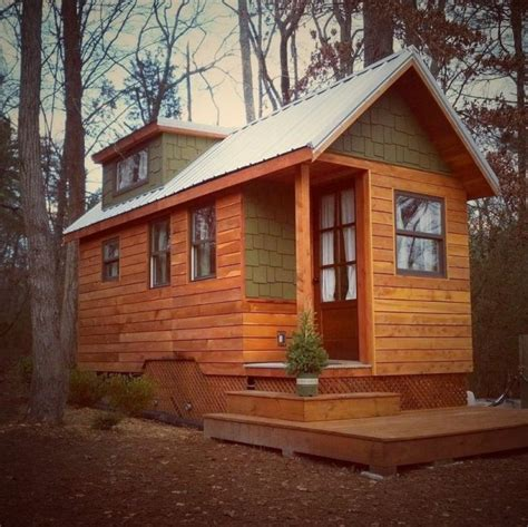 build a custom house tiny house living couple s 204 sq ft dream home