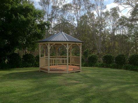 New Gazebo New 4 2 Meter Gazebo Installed In Nsw Custom Built Gazebos