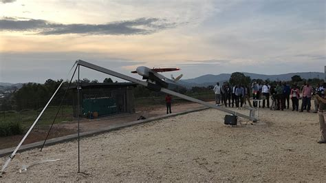designboom drone zipline s blood delivery drones to operate in tanzania