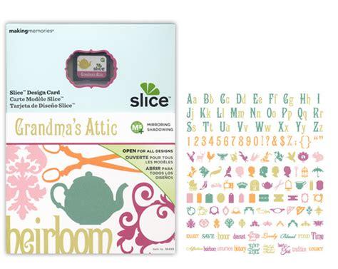 slice design cards memories slice design card s attic