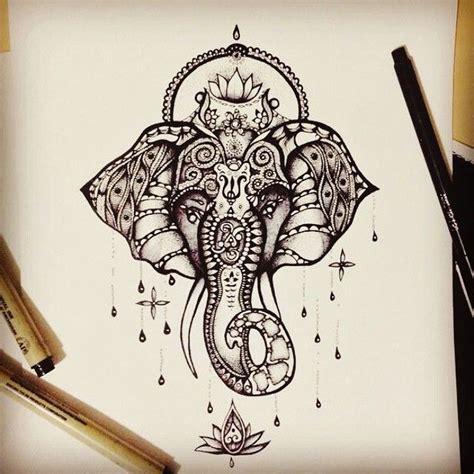 queen elephant tattoo best 25 elephant tattoo meaning ideas on pinterest