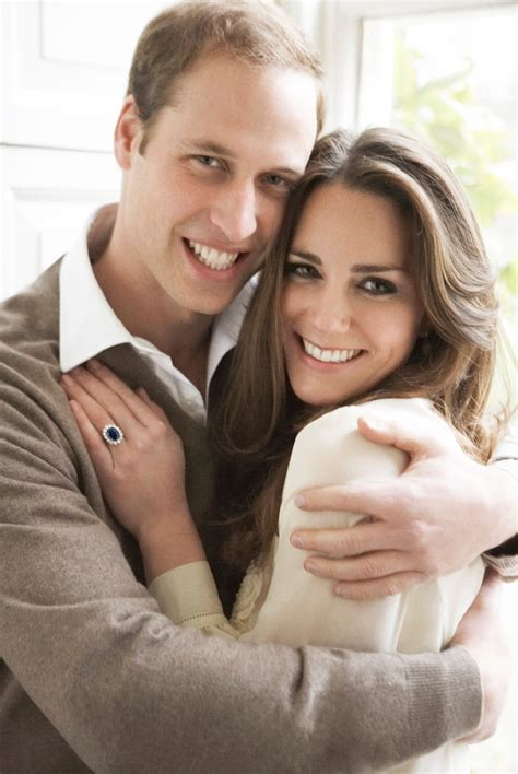 Kitchen Islands Toronto by Prince William Amp Kate Middleton Official Engagement