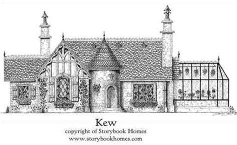 Storybook Home Plans Old World Styling For Modern Storybook Cottage House Plans