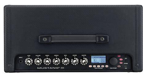 fender mustang iii review fender mustang iii guitar lifier mcquade