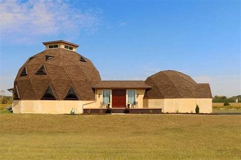 Dome Shaped House by Dome Shaped Ohio Home Is Listed For 375 000