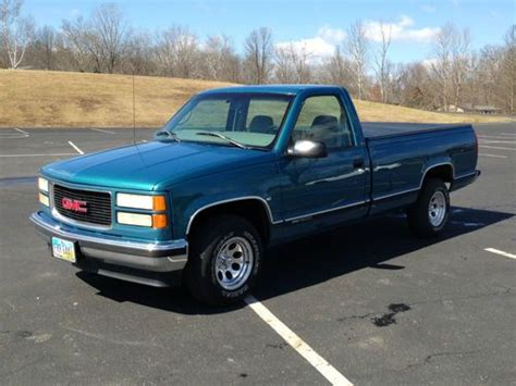 purchase used 1997 gmc sle 2 wheel drive in howard