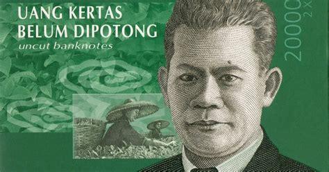 Uang Lama 20 000 koleksi filateli dan numismatik uang rp 20 000