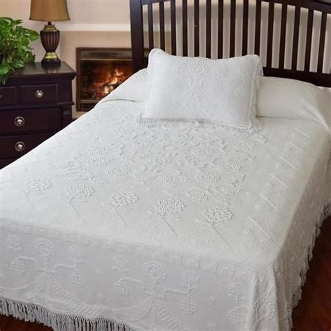 Bed 2 In 1 Matalase Mozat 100 bates bedspreads made in usa 100 cotton bates mill store