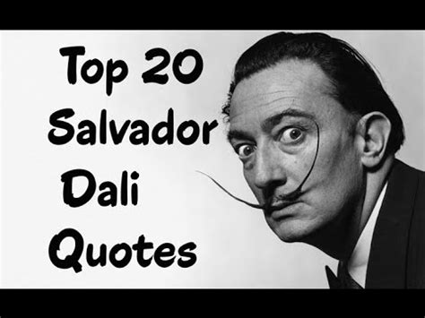 biography of dali in spanish top 20 salvador dali quotes author of the secret life of
