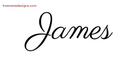 tattoo lettering james the name james in cursive google search j is for james