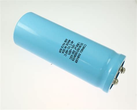 capacitor used in laptop dcm182t350bf2a cde capacitor 1 800uf 350v aluminum electrolytic large can computer grade 2020063116