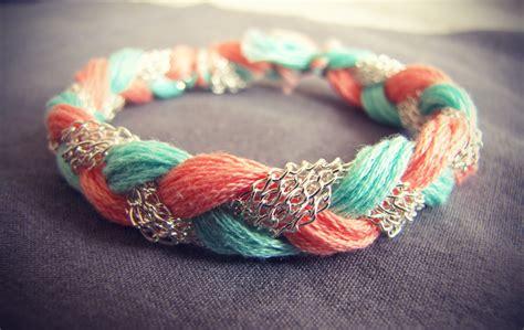 bracelets diy diy coral sea green chain bracelet 7 8 12 kleinlg