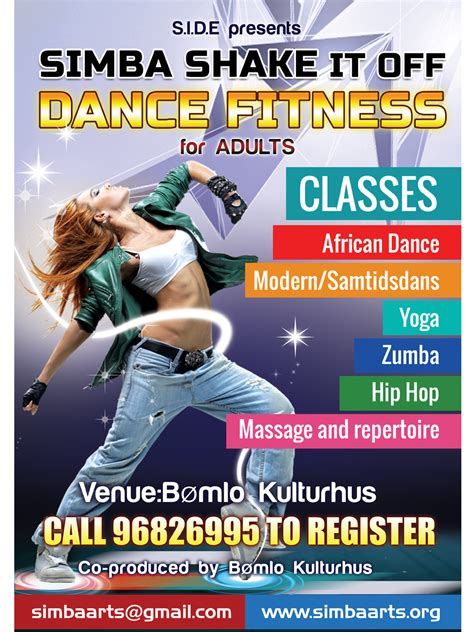 poster design dance 29 professional training poster designs for a training