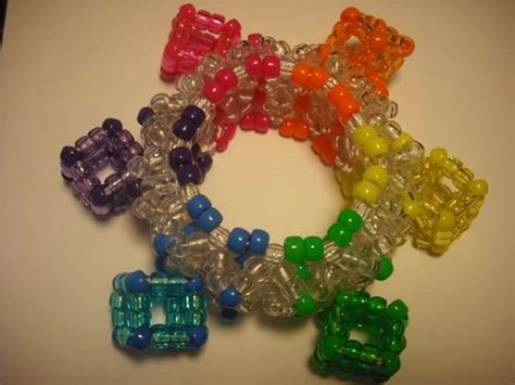 best place to buy kandi rainbow cube 3d cuff by aryckaalba kandi photos on kandi
