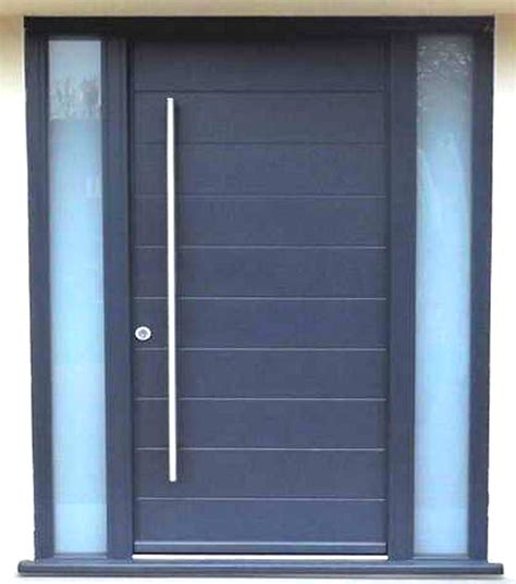 designer front doors simple modern front doors for a stunning modern home