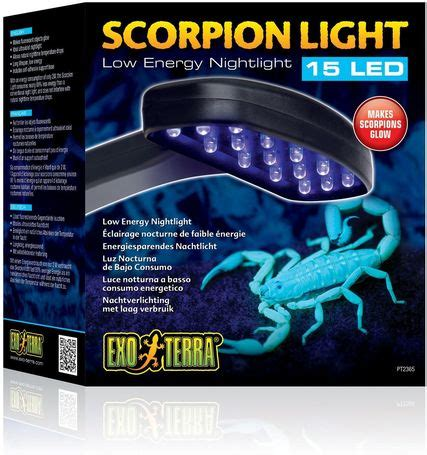 exo terra scorpion light exo terra scorpion light alacsony fogyaszt 225 s 250 led vil 225 g 237 t 243 test
