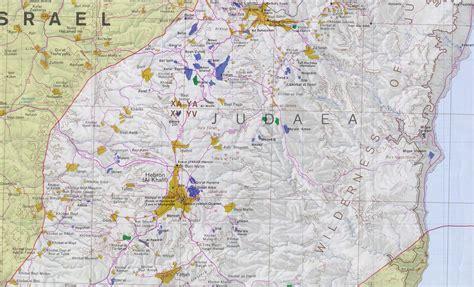bethlehem jerusalem map west bank detail map bethlehem and south jesus reigns