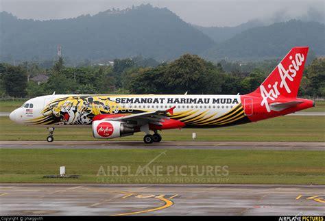 9m ahm airasia malaysia airbus a320 at chiang mai 9m afi airasia malaysia airbus a320 at chiang mai