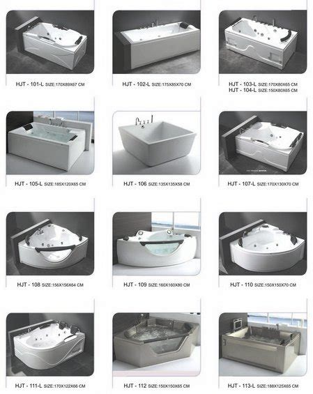 bathtub price list india jacuzzi massage bath tubs in kilpauk chennai hygree