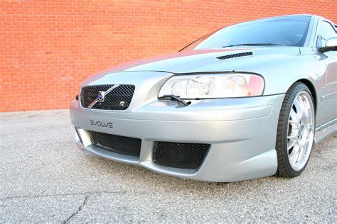 elevate volvo sr aerodynamic sport front bumper elevate cars