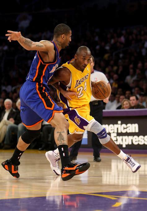 Topi Los Angeles Lakers New 1 new york knicks v los angeles lakers zimbio