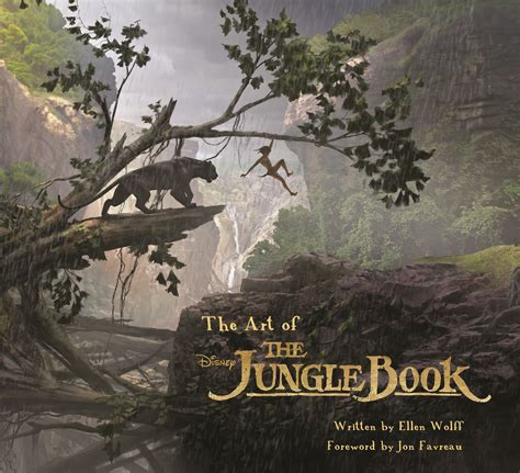the art of the jungle book images reveal making of remake